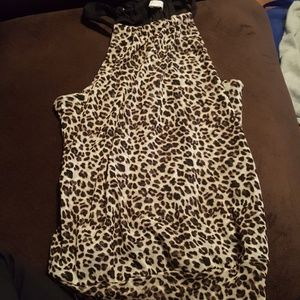 New with tags.  New York and company cheetah print
